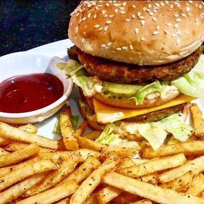 Vegan Fast Food Brixton