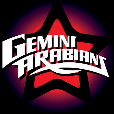 gemini arabians squad