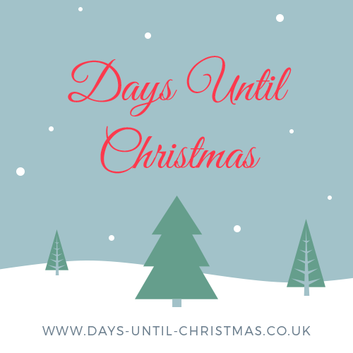 days until christmas daystilxmas twitter - How Many Days Before Christmas