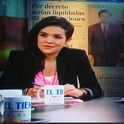Sandra Pérez-Ramírez on Muck Rack