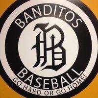 Banditos Baseball twitter profile