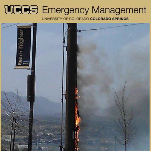 UCCS Emergency Mgmt (@UCCS_Prepared)