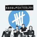Photo of 5SOSUpdatesUSA's Twitter profile avatar