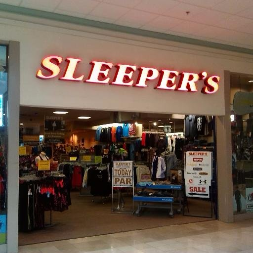 Sleepers Of Maine On Twitter Sleeper S In The Bangor Mall