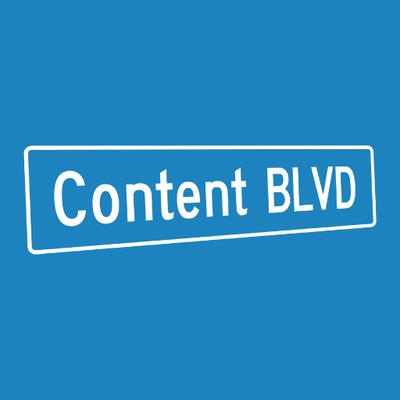 Content BLVD (@ContentBLVD) | Twitter