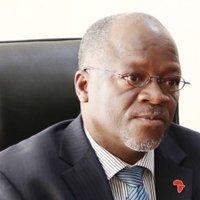 Dr John Magufuli's Photos in @magufulijp Twitter Account