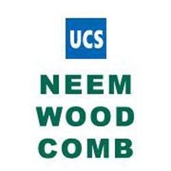 UCS Neem Wood Comb