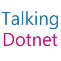 Authored | Talking Dotnet - @talkingdotnet | DotNetKicks
