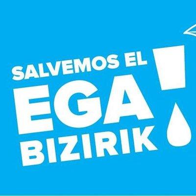 Logotipo de Salvemos el Ega