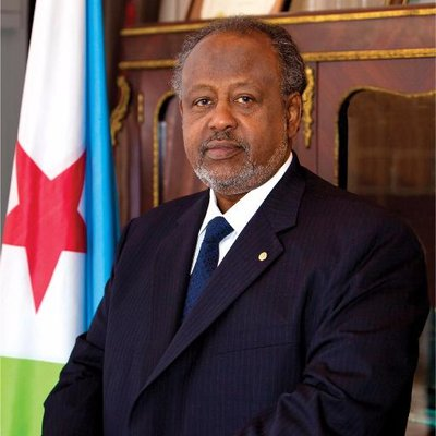Image result for ismail omar guelleh