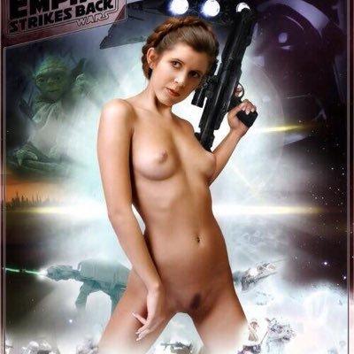 princess leia porn