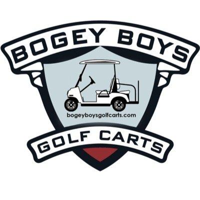 Bogey Boys Golf Cart (@BogeyBoysCarts) | Twitter on plow boy, golf bag boy, shopping cart boy,