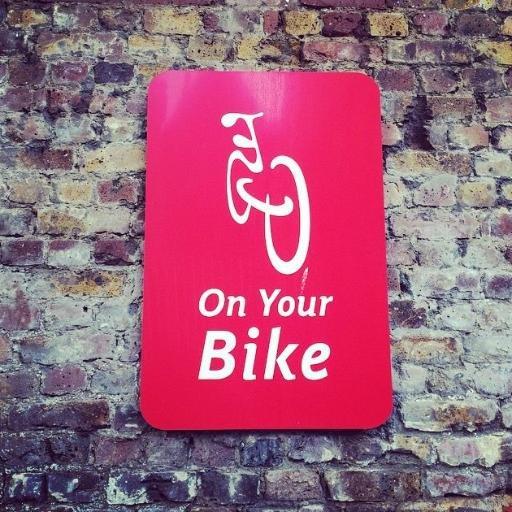 Logo de la société On Your Bike