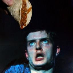Ian Curtis Is Hungry