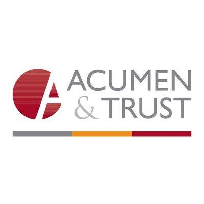 acumen and trust acumenandtrust twitter