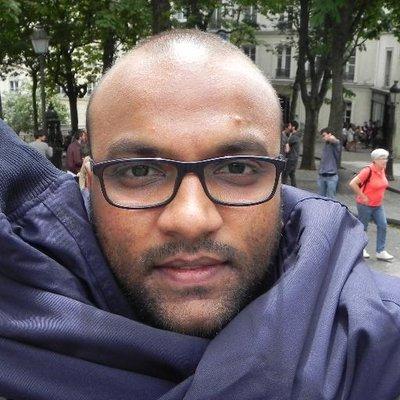 Sridhar Srenivasan (@thesriidhar) Twitter profile photo