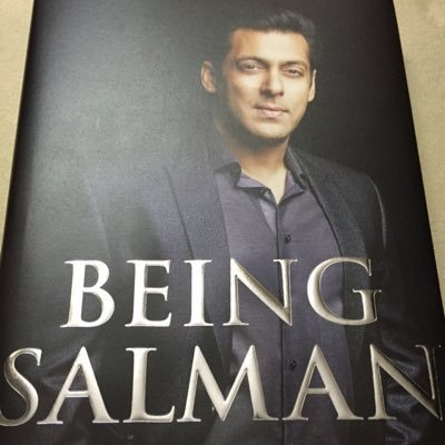 Image result for being salman book