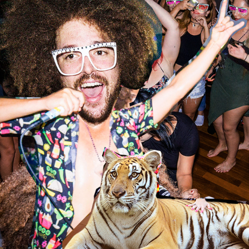 Redfoo Social Profile