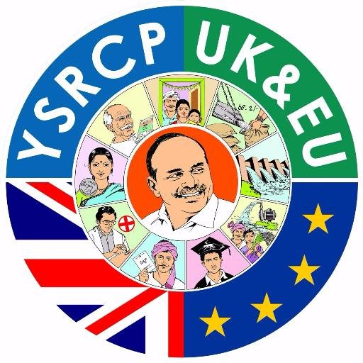 YSRCP UK & EU Wing (@YSRCongressUK) | Twitter