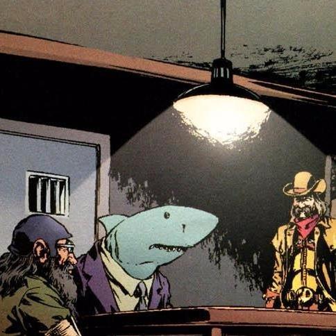 ♊🦈🌰 Gemini Shark..
