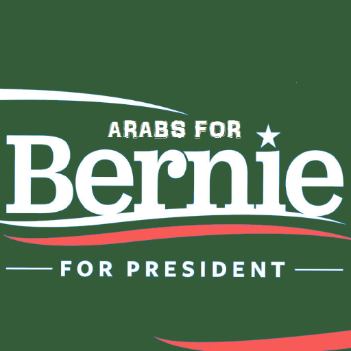 Arabs For Bernie