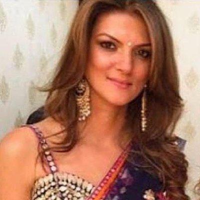 Nandita Mahtani's Twitter Profile Picture