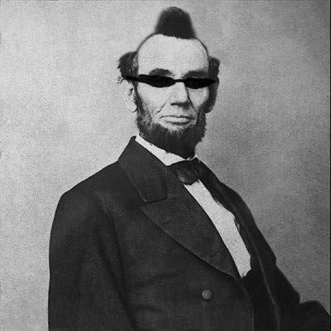 Abe Lincoln Preslincoln Twitter