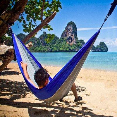serac hammocks serac hammocks on twitter    basic camping hammock setup   now you      rh   twitter