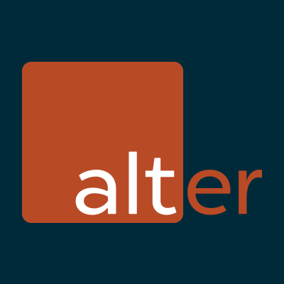 The Alter Group logo
