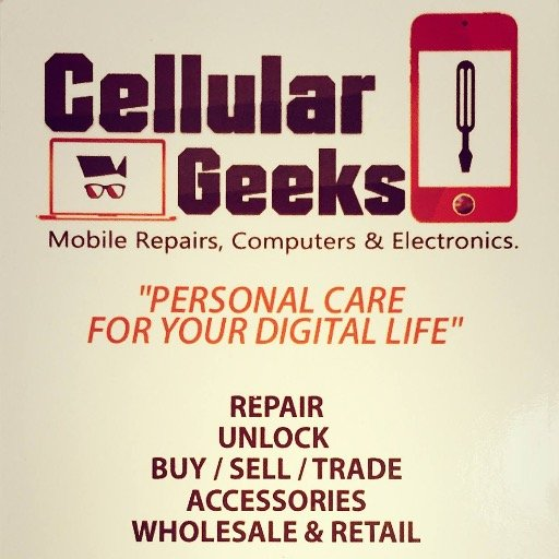Cellular Geeks - ♚Cell Phone and Computer Repair♚