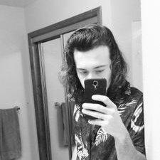 Alex On Twitter Long Hair Slick Back White T Shirt Harrystyles 1dongma Onedirection Harrylookalike Https T Co 1ntqizaqwg