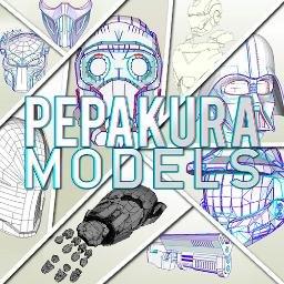 Pepakura Models (@PepakuraModels)   Twitter