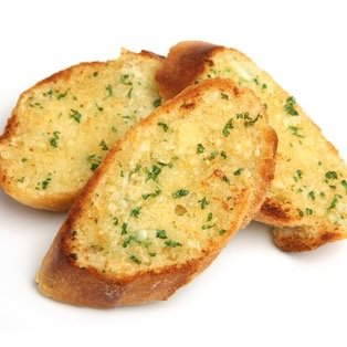 how to make bread for garlic bread