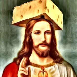 And so while Jesus wore similar clothes to other Jewish men in many  respects, his 'look' was scruffy