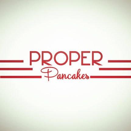 how to make proper pancakes
