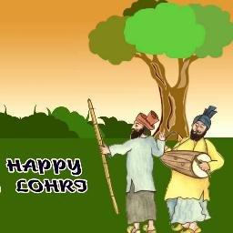 Happy Lohri On Twitter Lohri Invitation Cards Wordings Format