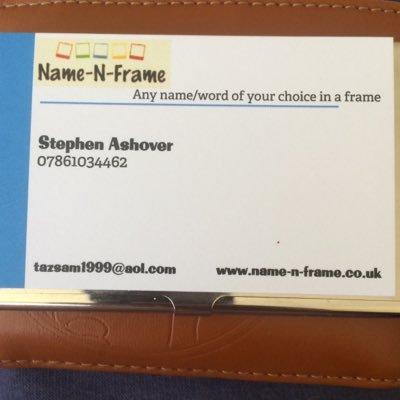Name-n-frame (@FrameNane) | Twitter