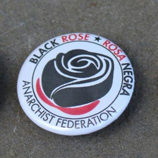 Image result for Black Rose/Rosa Negra Anarchist Federation.