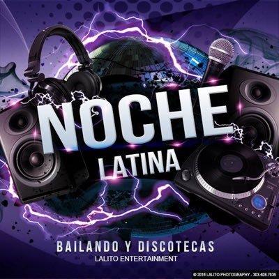 Noche latín baile