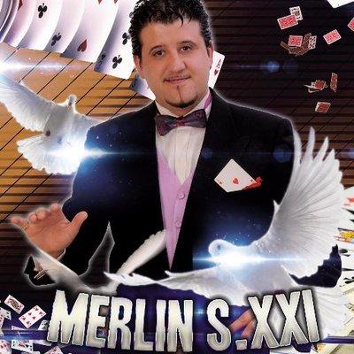 Resultado de imagen de ilusionista mago merlín