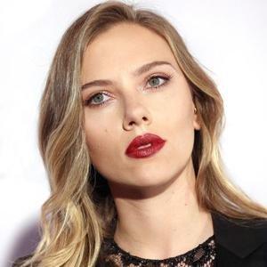 Scarlett Johansson on ...