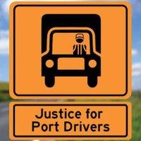 Justice4PortDrivers!