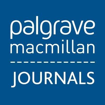 palgrave macmillan journals ile ilgili görsel sonucu