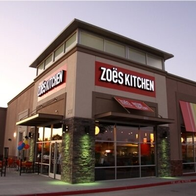 Zoes Kitchen Dallas