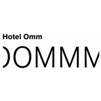 Hotel Omm Barcelona Hotelomm Twitter