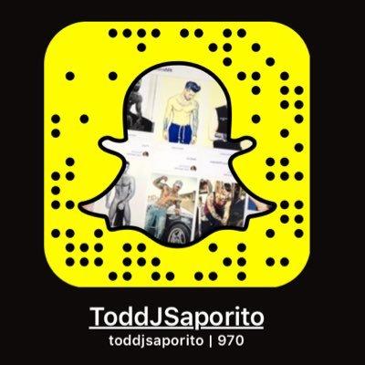 @ToddJSaporito #itsT