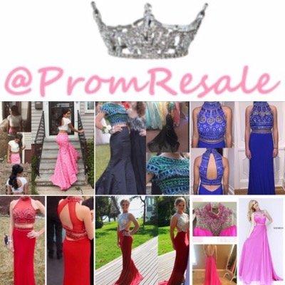 Prom Pageant Resale (@PromResale) | Twitter
