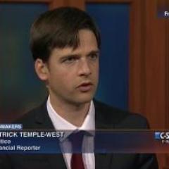 Patrick Temple-West on Muck Rack