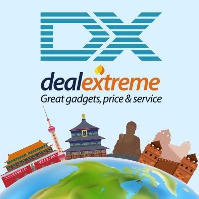 @DealeXtremeFans