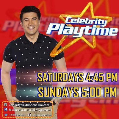 Celebrity Playtime March 12, 2016 Video | Pinoy Teleserye